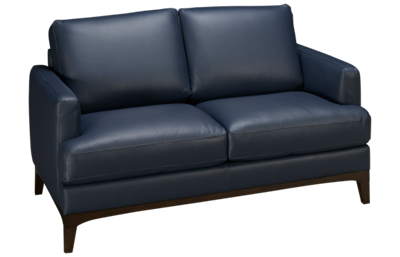 Natuzzi Editions Antonio Leather Loveseat