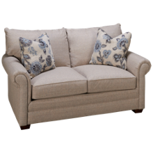 Klaussner Home Furnishings Huntley Loveseat