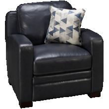 Simon Li El Paso Leather Chair