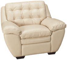 Futura Acacai Taupe Leather Chair