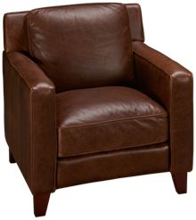 Futura Turner Leather Chair