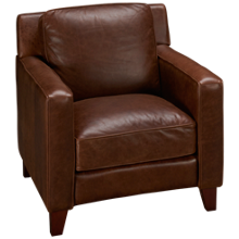 Futura Turner Leather Chair