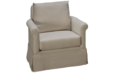 Kincaid  Modern Swivel Chair