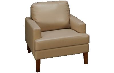 Futura Bermuda Leather Chair