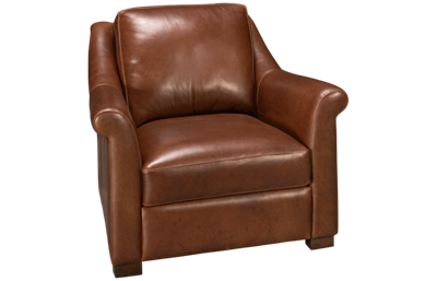 Soft Line Everest Leather Chair