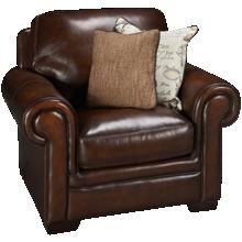 Simon Li Hillsboro Leather Chair
