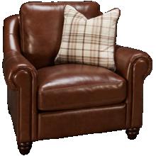 Simon Li Belmont Leather Chair