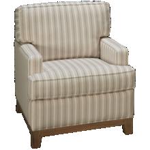 Capris Track Arm Chair