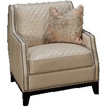 Simon Li Cesena Leather Chair