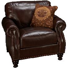 Simon Li Solena Leather Chair