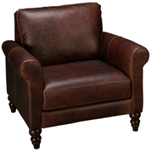 Soft Line Waco Leather Chair