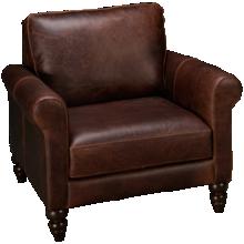 Soft Line Waco Leather Chair