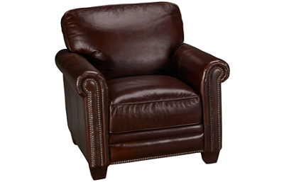 Futura Cordovan Leather Chair