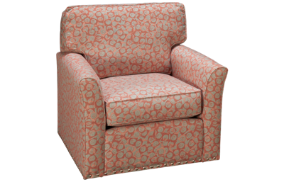Capris Flair Arm Swivel Chair