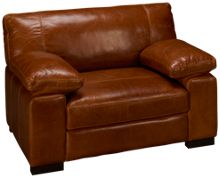 Soft Line Dallas Leather Chair