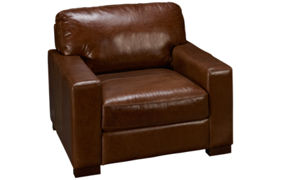 Soft Line Pista Leather Chair