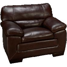 Simon Li Amarillo Leather Chair