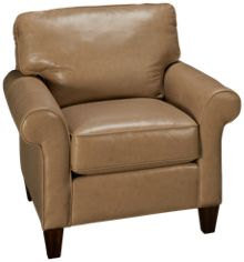 Flexsteel Westside Leather Chair