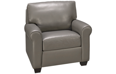 American Leather Savoy Leather Chair