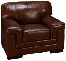 Simon Li Bramble Leather Chair