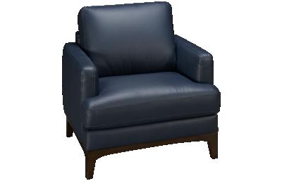 Natuzzi Editions Antonio Leather Chair