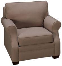 Klaussner Home Furnishings Wyatt Chair