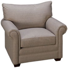 Klaussner Home Furnishings Huntley Chair