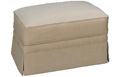 Magnolia Home Page Storage Ottoman
