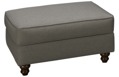 Klaussner Home Furnishings Sinclair Ottoman