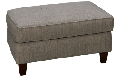Klaussner Home Furnishings Serena Ottoman