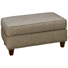 Klaussner Home Furnishings Langley Ottoman