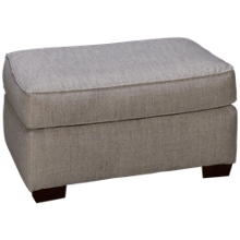 Klaussner Home Furnishings Ginger Ottoman