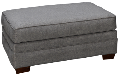 Klaussner Home Furnishings Ronaldo Ottoman