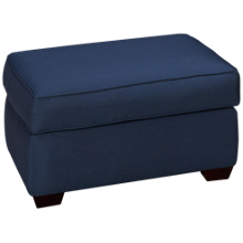 Klaussner Home Furnishings Patterns Ottoman