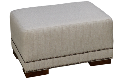 Klaussner Home Furnishings Laine Ottoman