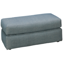 Klaussner Home Furnishings Cutler Ottoman
