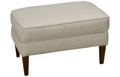 Klaussner Home Furnishings Noho Ottoman