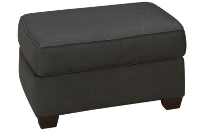Klaussner Home Furnishings Linville Ottoman