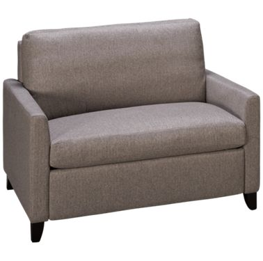 American Leather Harris Twin Sleeper Chair and 1/2