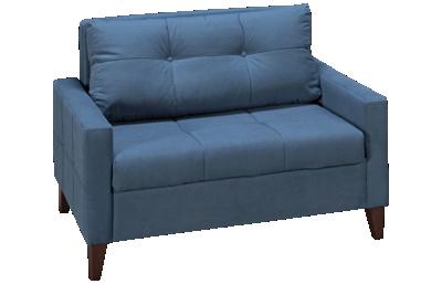 Hudson Global Chelsea Convertible Chair & 1/2