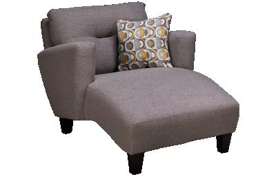 Fusion Furniture Mica Chaise