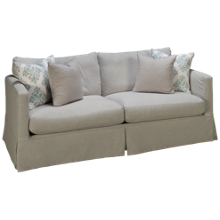 Four Seasons Ryane Grande Sofa with Slipcover