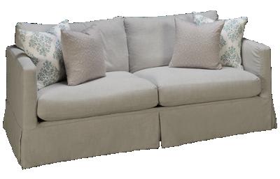 Four Seasons Ryane Grande Sofa with Slipcover