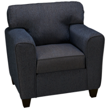 American Furniture Pewter Chair