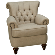 Flexsteel South Hampton Chair with Nailhead