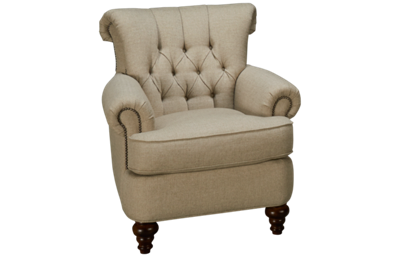 Flexsteel South Hampton Chair with Nailhead