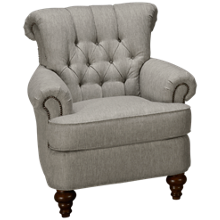 Flexsteel South Hampton Chair with Nailhead Trim