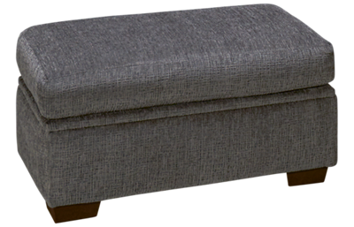 Peak Living Perth Storage Ottoman