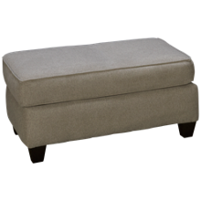 American Furniture Popstitch Ottoman