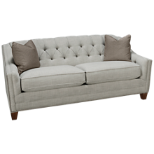 Flexsteel Dorea Sofa with Nailhead